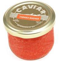 Masago Caviar Capelin Roe – 4 oz