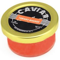 Masago Caviar Capelin Roe – 2 oz