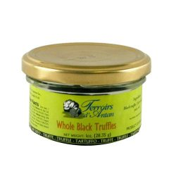 Asian Black Winter Truffle, Whole – 1 oz