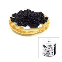 Kosher Black Whitefish Caviar – Orthodox Union Cert