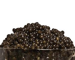 Bemka.com Siberian Ossetra Crown Farmed Caviar, 2-Ounce Jar