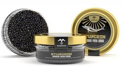 GUARANTEED OVERNIGHT! FRESH Premium STURGEON Osetra Caviar 1oz Jar