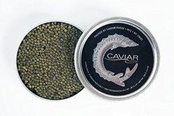 Caviar Russe Pacific Sturgeon Caviar