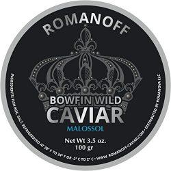 Caviar: Bowfin Wild, Jar 3.5oz PRESERVATIVES FREE