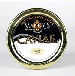 Beluga Hybrid Caviar – Italy – 3.5oz – Tin