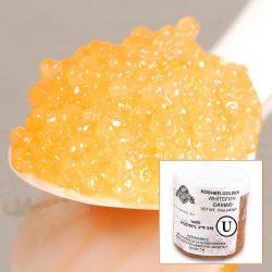 Kosher Golden Whitefish Caviar – Orthodox Union Cert