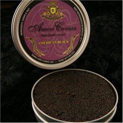 Bemka.com American Bowfin Wild Caviar, 1-Ounce Jar