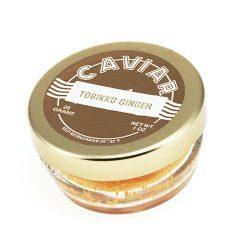 Marky's Tobiko Ginger, Capelin Sushi Caviar – 1 oz