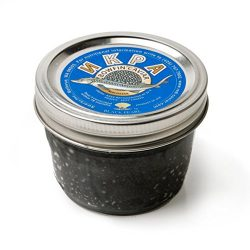 Bowfin Black Caviar 200 G (7 Oz.) Jar