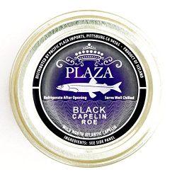 Capelin Caviar 1.75 oz each (1 Item Per Order)