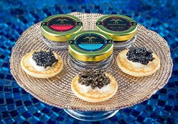 LIMITED TIME SPECIAL! C&C SAMPLER 3 jars – Siberian Osetra, Premium Sturgeon, Royal Os ...