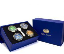 """Classic Caviar"" Black Caviar Gift Box"