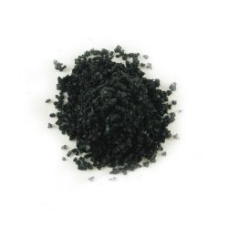 Hawaiian Black Lava Sea Salt, Coarse – 1 lb