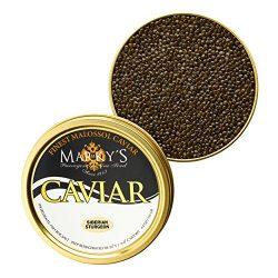 Farm Raised Osetra Baerii Caviar Malossol – 9 oz (260 g)