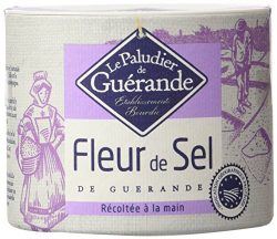 The French Farm Fleur de Sel de Guerande – French finest sea salt Le Paludier 4.4 oz