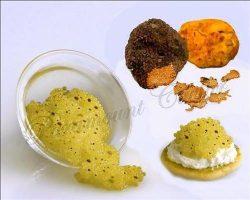Golden Truffled Whitefish Roe Caviar in Jar