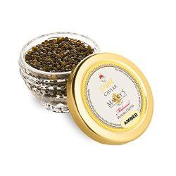 Russian Osetra Karat Caviar Amber – 0.5 oz