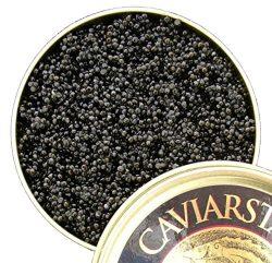 American Hackleback Sturgeon Caviar (1 oz)