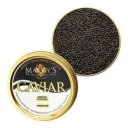 Siberian Sturgeon Royal Caviar – 2 Oz