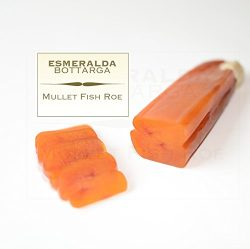 Bottarga Esmeralda {COLD SMOKED} – Caviar Of The Mediterranean – (Dried Mullet Roe)  ...