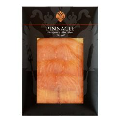 Kosher Smoked Salmon, Sliced from Scotland – Approx. 4 oz
