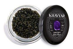 Caviar by Khavyar || Osetra Caviar Galilee Royal
