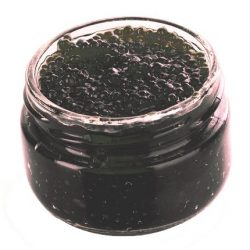 Caviar Star Black Lumpfish Roe (3.5 Ounce (100 Grams))