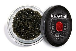 Caviar by Khavyar || Osetra Galilee Prime
