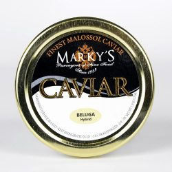Marky's Caviar Imperial Beluga Hybrid Caviar, Farm Raised – 3. 5 oz