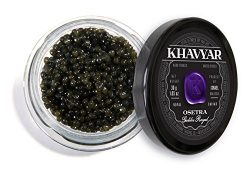Caviar by Khavyar || Osetra Caviar Galilee Royal – 30g