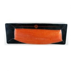 Smoked Salmon Fillet Marquis Cut, From Norway – Approx. 1.3 – 2.2 Lbs