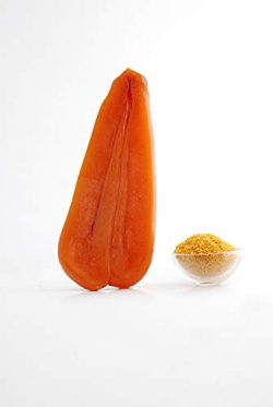 Poseidon Bottarga Grated (Cured Wild Caught Mullet Roe) Superfood Of The Mediterranean From Sard ...
