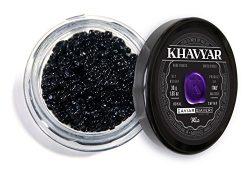 Caviar by Khavyar | Giaveri White Sturgeon Caviar, 30g