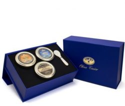 """American Dream"" Black Caviar Gift Box"