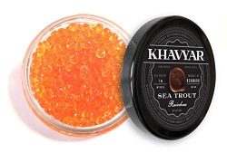 Caviar by Khavyar || Sea Trout Caviar