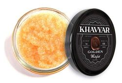 Caviar by Khavyar | Golden Whitefish Caviar, 7oz