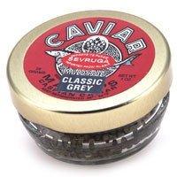 Grey Sevruga Caviar, Malossol – 5 Oz