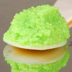 Tobiko Wasabi, Capelin Sushi Caviar – 1 oz