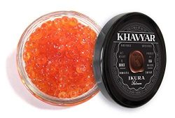 Caviar by Khavyar || Ikura Salmon Caviar