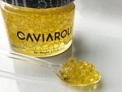 Caviaroli Olive Oil Caviar – Arbequina, 50 gram