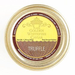 Pacific Truffle Golden Whitefish Caviar (1 Item Per Order, not per case)