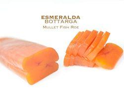 Bottarga Esmeralda – Caviar Of The Mediterranean – (Dried Mullet Roe) 3.5 oz Wild Ca ...
