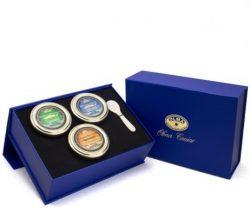 """Imperial Caviar"" Black Caviar Gift Box"