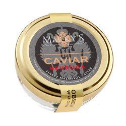 Sevruga Caviar Malossol – 16 oz (454 g)