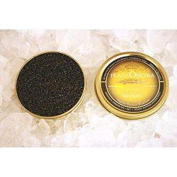 Plaza Osetra Bulgarian Sturgeon Caviar, 8.8 oz