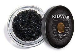 Caviar by Khavyar || Siberian Gold