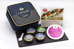 OLMA Regal Caviar Gift Set, Delicious, Best Quality, Premium Taste