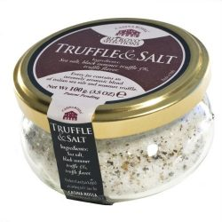 Casina Rossa Truffle and Salt – Premium Gourmet Sea Salt – 3.5oz.