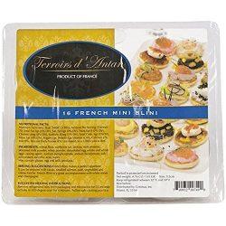 French Blini, Soft Canape – 16 pcs