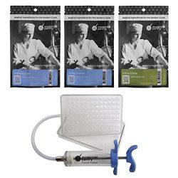 Rapid Molecular Caviar Maker Kit